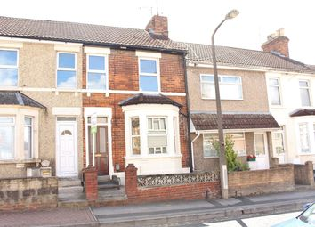 Thumbnail 3 bedroom terraced house for sale in William Street, Swindon
