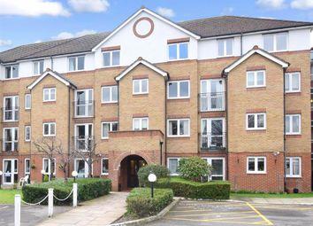 Thumbnail 2 bed flat for sale in Cranley Gardens, Wallington, Surrey