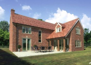 Thumbnail 4 bedroom detached house for sale in The Street, East Knoyle, Salisbury