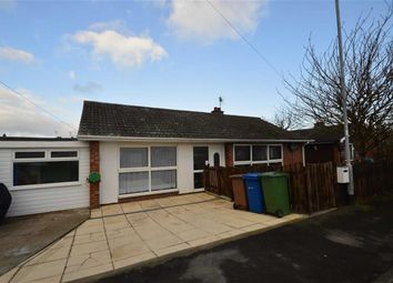 Thumbnail 3 bedroom detached bungalow for sale in Stanley Avenue, Hornsea, East Yorkshire