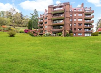 Thumbnail 2 bed flat for sale in Oak Lodge, Lythe Hill Park, Haslemere, Surrey