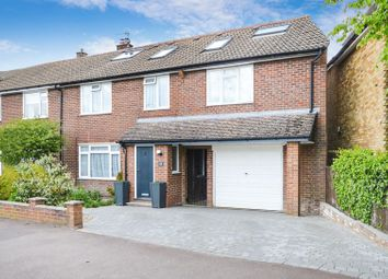 Thumbnail 5 bed semi-detached house to rent in Manor Road, Wendover, Aylesbury