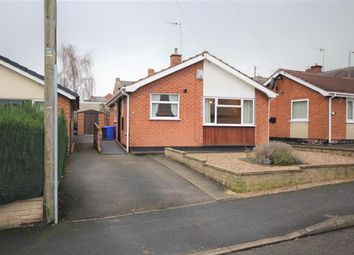 Thumbnail 2 bed bungalow for sale in Grenville Drive, Ilkeston
