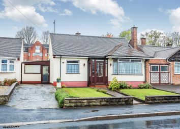 Thumbnail 2 bed detached bungalow for sale in Ashtree Road, Tividale, Oldbury