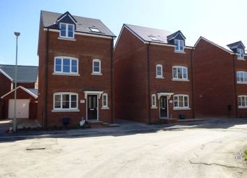 Thumbnail 4 bed detached house for sale in Emery Avenue, Gloucester