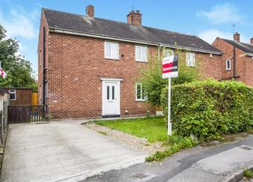 Thumbnail 2 bed semi-detached house for sale in Chaucer Crescent, Sutton-In-Ashfield, Nottinghamshire, Notts