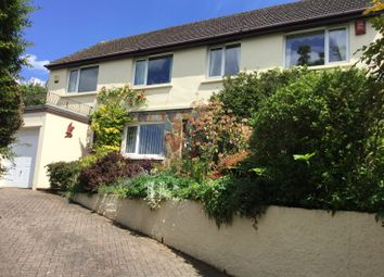Thumbnail 4 bed detached house to rent in Old Totnes Road, Newton Abbot