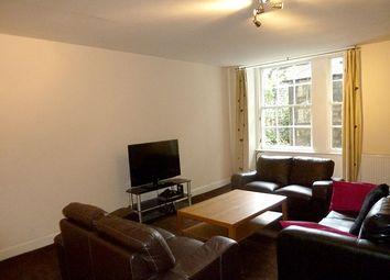 Thumbnail 3 bed flat to rent in Hillside Crescent, Hillside, Edinburgh
