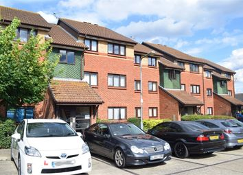 Thumbnail 2 bedroom flat for sale in Bernards Close, Ilford, Essex
