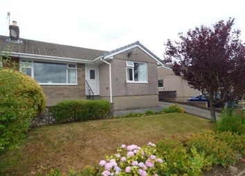 Thumbnail 2 bed semi-detached bungalow for sale in Arnside Close, Lancaster