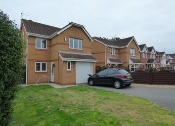 Thumbnail 4 bed detached house for sale in Hillcrest Drive, Beverley, East Yorkshire