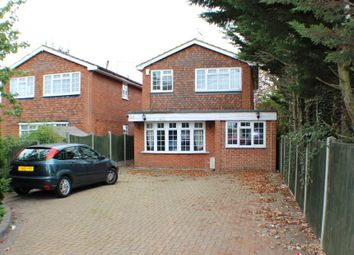 Thumbnail 3 bed detached house for sale in Long Road, Canvey Island, Essex