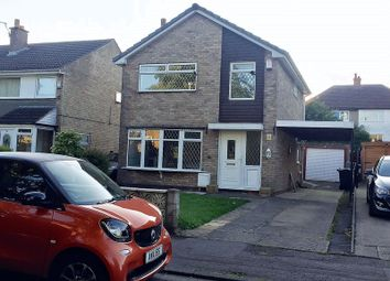 Thumbnail 3 bed detached house to rent in Hadrians Close, Salendine Nook, Huddersfield