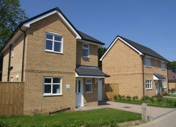 Thumbnail 3 bed detached house for sale in Plot 35, Ramley Road, Pennington, Lymington, Hampshire