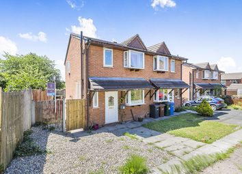 Thumbnail 3 bed semi-detached house for sale in Long Meadows, Chorley