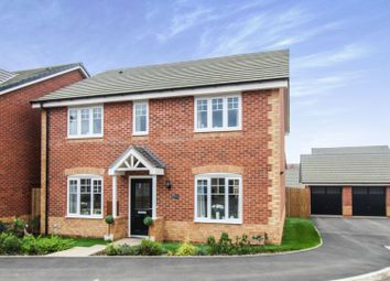 Thumbnail 4 bed detached house for sale in Turley Grove, Shifnal