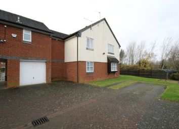 Thumbnail 1 bedroom flat for sale in Berneshaw Close, Corby