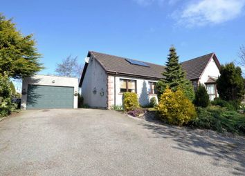 Thumbnail 4 bed detached bungalow for sale in Kirkton Of Auchterless, Auchterless, Turriff, Aberdeenshire