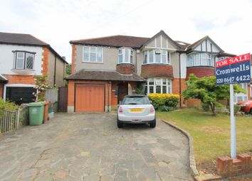 Thumbnail 5 bed semi-detached house for sale in Banstead Road South, Sutton