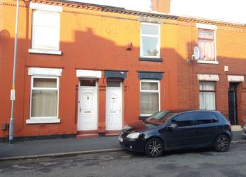 2 bed terraced house to rent in Rockhampton Street, Manchester M18