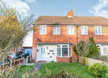 Thumbnail 3 bed semi-detached house to rent in Finch Road, Earley, Reading