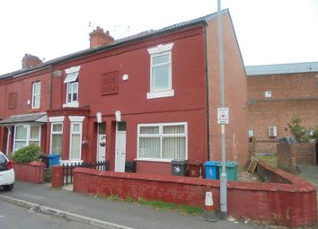 Thumbnail 3 bedroom end terrace house for sale in York Street, Levenshulme, Manchester