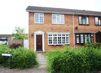 Thumbnail 3 bed semi-detached house to rent in Birchen Grove, Round Green, Luton