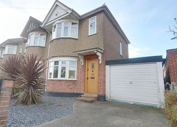 Thumbnail 3 bed end terrace house to rent in Dulverton Road, Ruislip