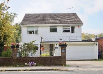 Thumbnail 4 bed detached house for sale in Lower Road, Bishop's Stortford