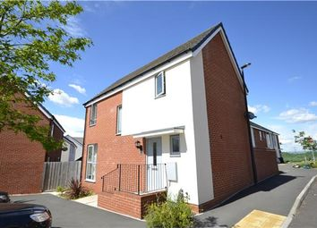 Thumbnail 3 bed detached house to rent in Wallshutwood, Cheswick Village, Bristol