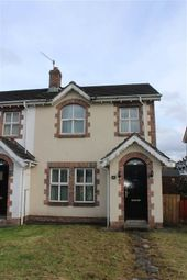 Thumbnail 3 bed town house for sale in Blackthorn Grange, Newry