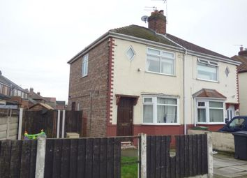 Thumbnail 2 bed semi-detached house for sale in Wyncroft Road, Widnes, Cheshire