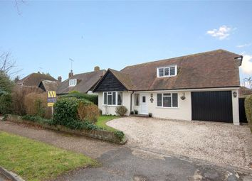 Thumbnail 4 bed detached house for sale in Mill Road Ave, Angmering, West Sussex