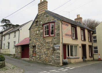 Thumbnail 4 bed semi-detached house for sale in Gwynfi House, Market Street, Newport, Pembrokeshire