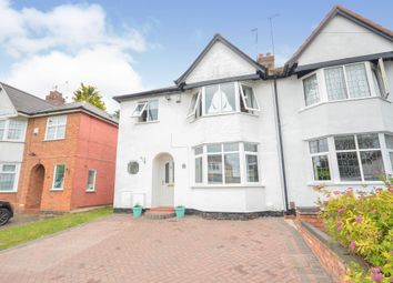 Thumbnail 3 bed semi-detached house for sale in Primrose Lane, Hall Green, Birmingham