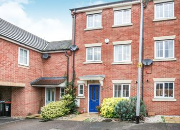 Thumbnail 4 bedroom town house for sale in Cormorant Way, Leighton Buzzard