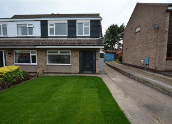 Thumbnail 3 bed semi-detached house for sale in Low Shops Lane, Rothwell, Leeds, West Yorkshire