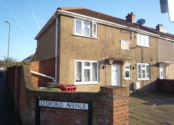 Thumbnail 4 bedroom property for sale in Lydford Avenue, Slough