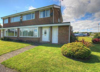 Thumbnail 3 bedroom semi-detached house for sale in Deneside, Sacriston, Durham