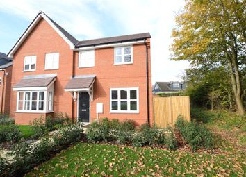 Thumbnail 3 bed semi-detached house for sale in Dragonfly Chase, Sandhurst, Berkshire
