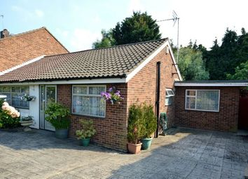 Thumbnail 3 bedroom bungalow for sale in Cricketers Close, Chessington