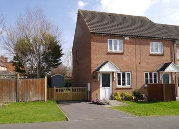 Thumbnail 2 bed terraced house for sale in Dwyers Close, Asfordby, Melton Mowbray