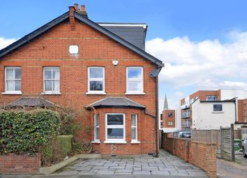 Thumbnail 4 bed semi-detached house for sale in Worthington Road, Surbiton