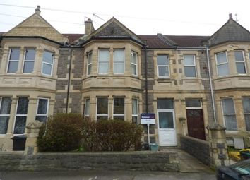 Thumbnail 1 bed flat to rent in Dickenson Road, Weston-Super-Mare