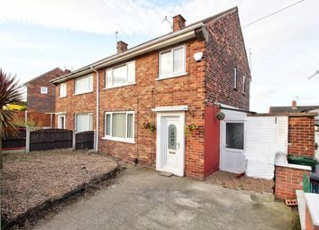 Thumbnail 3 bed semi-detached house for sale in Wood Road, Rotherham