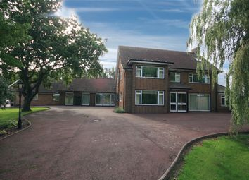 Thumbnail 4 bed detached house for sale in Rochford Tower Lane, Boston