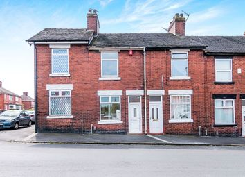 2 bed terraced house to rent in Wallis Street, Fenton, Stoke-On-Trent ST4
