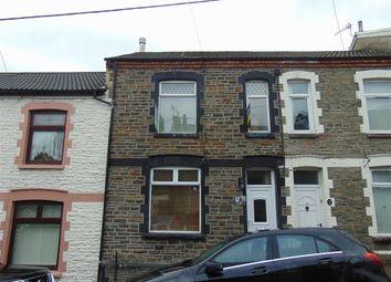 Thumbnail 3 bedroom terraced house for sale in Augustus Street, Pontypridd, Rhondda Cynon Taff