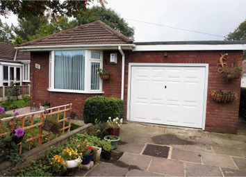 Thumbnail 3 bed semi-detached bungalow for sale in Mayfield Avenue, Widnes