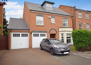 Thumbnail 4 bed detached house for sale in Chilcott Close, Wembley, Middlesex